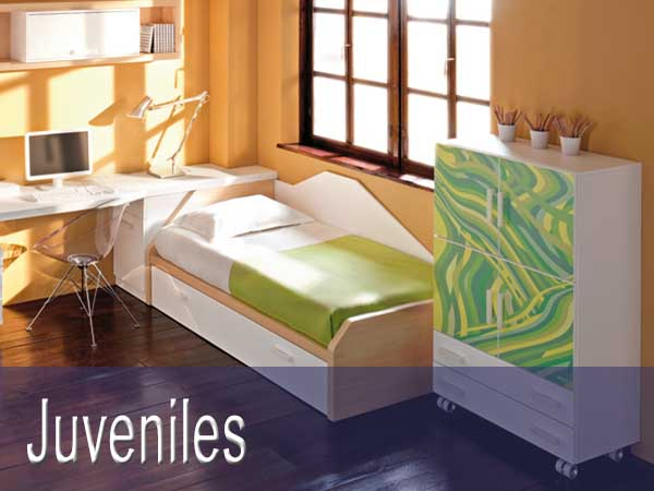 Muebles Juveniles en Muebles Gimenez